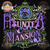 Meet Me at the Haunted Mansion - Unisex Tanks  + Tees