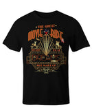 Great Movie Ride: Stuff Dreams Are Made Of - Unisex Tees + Women's Tanks - Ignite the Magic