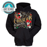 It's Beginning to Look a Lot like Christmas - Unisex Raglans + Hoodies + Sweatshirts - Ignite the Magic