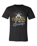 I'll Be Home For Christmas - Short Sleeve + Raglan + Flowy Tanks - Ignite the Magic