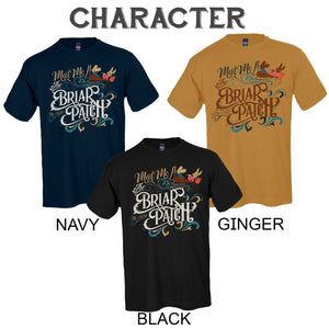 Meet Me at the Briar Patch - Youth Tees and Tanks - Ignite the Magic