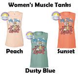 My Kinda Trash - Women's Tanks + Tees - Ignite the Magic
