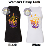 At Last I See the Light Revamp - Women's Tees + Tanks - Ignite the Magic