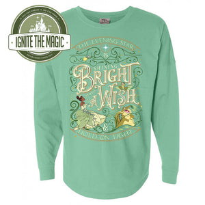 The Evening Star is Shining Bright - Unisex Jersey Long Sleeve - Ignite the Magic