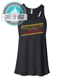 Follow Me to the Dark Side Star Wars Tank - Ignite the Magic