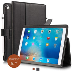 iPad Hülle Leder 2018 / iPad Hülle Leder 2017 (9.7) London