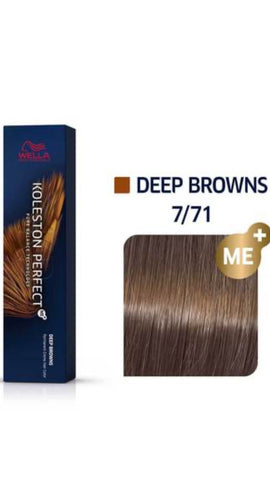 7/71 Koleston Perfect hair colour