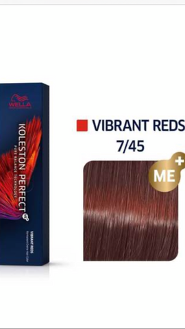 7/45 Koleston Perfect hair colour