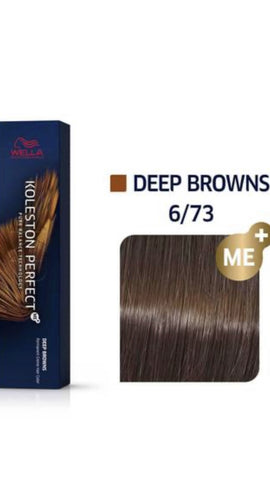6/73 Koleston Perfect hair colour