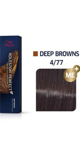 4/77 Koleston Perfect hair colour