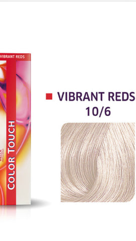 10/6 Colour Touch Hair Colour