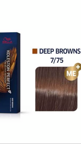 7/75 Koleston Perfect hair colour