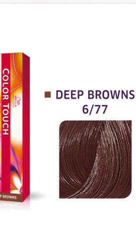 6/77 ColourTouch Hair Colour