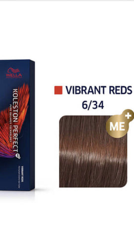 6/34 Koleston Perfect hair colour