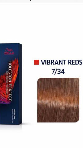 7/34 Koleston Perfect hair colour