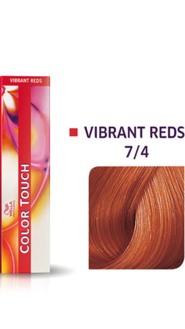 7/4 Colour Touch Hair Colour