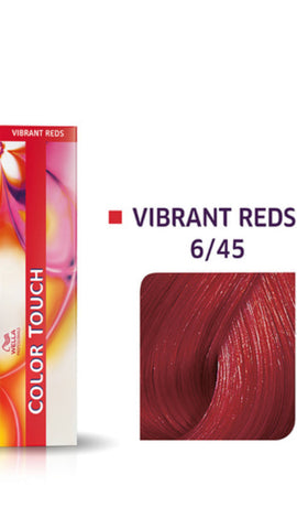 6/45 Colour Touch Hair Colour