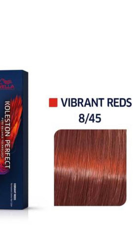 8/45 Koleston Perfect hair colour