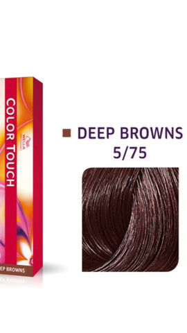 5/75 Colour Touch Hair colour