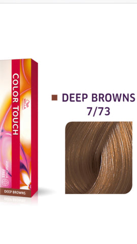 7/73 Colour Touch Hair colour