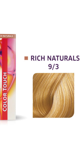 9/3 Colour Touch Hair Colour