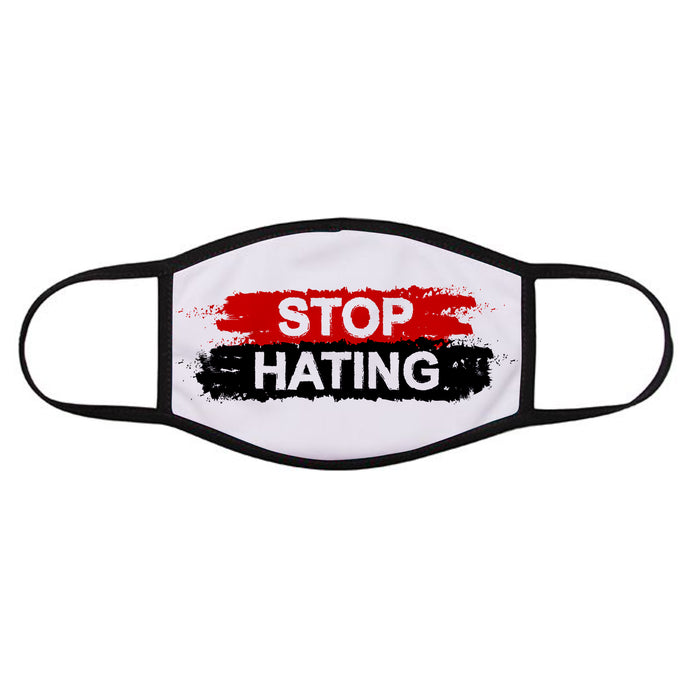 STOP HATE • FACE MASK