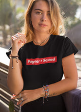 PAGEANT SQUAD RED LOGO T-Shirt