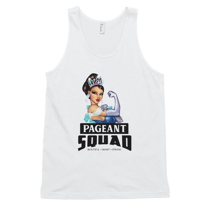 PAGEANT SQUAD QUEEN • TANK TOP
