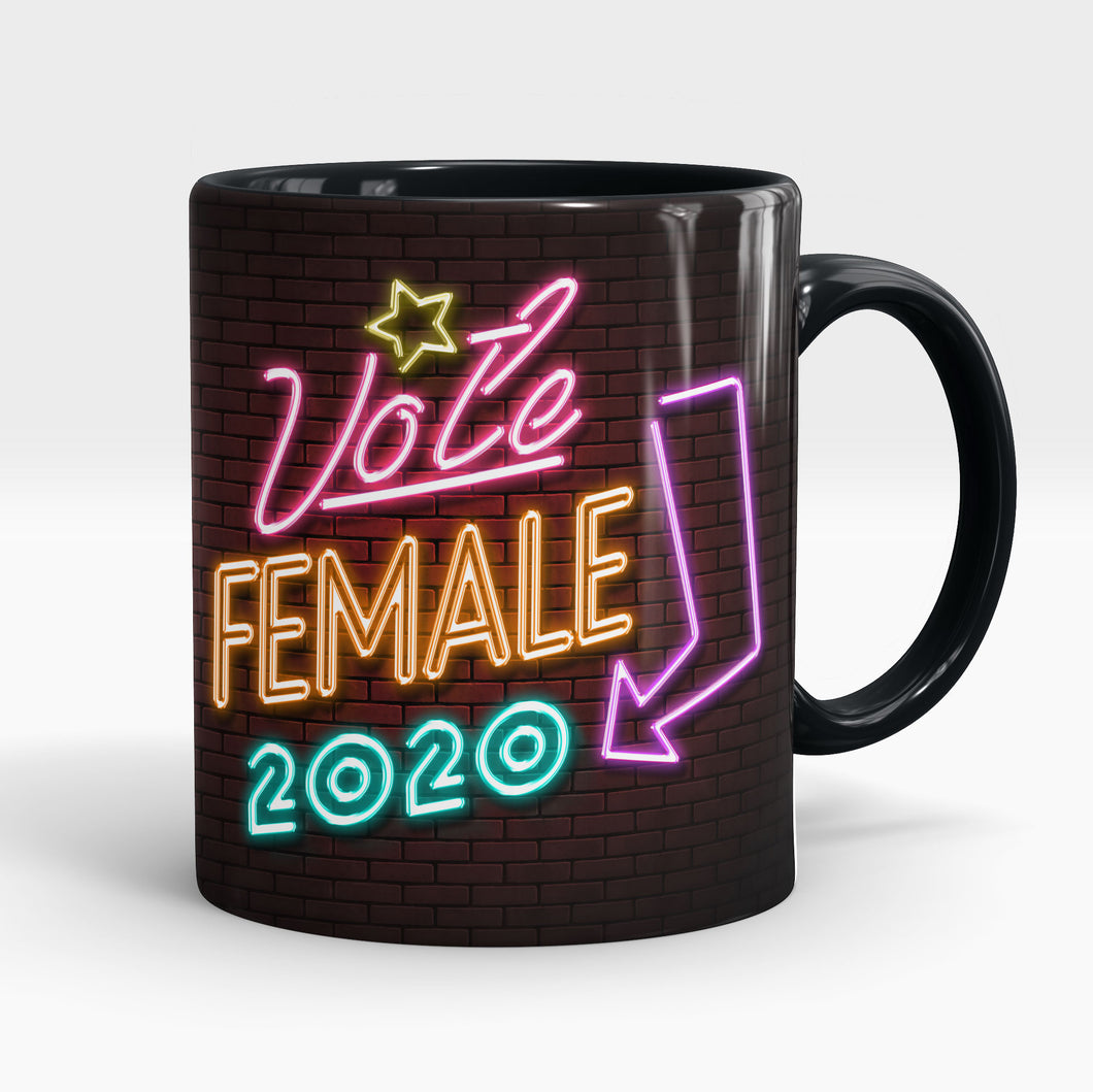 VOTE FEMALE • MUG