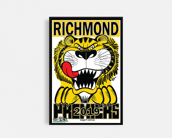 Richmond 2019 Premiership White