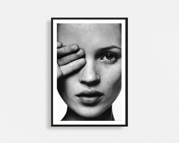 Kate Moss 1st Edition Print