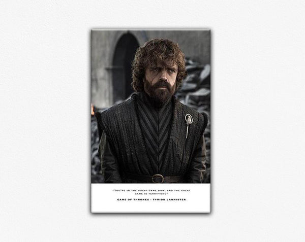 Game of Thrones Tyrion Lannister Frame