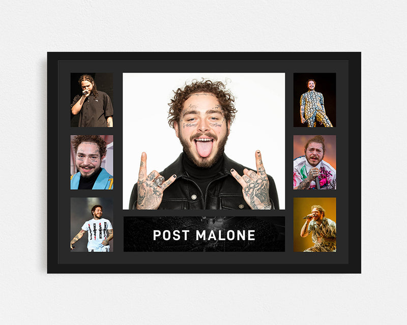 Post Malone - Tribute Frame
