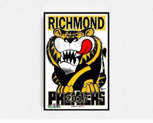 Richmond 2017 Premiership