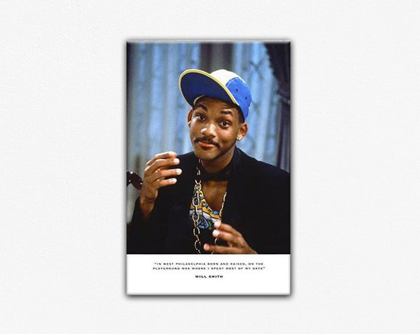 Will Smith Frame