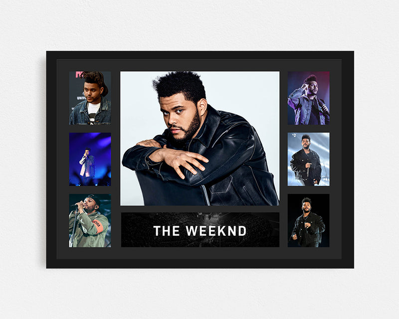 The Weeknd - Tribute Frame