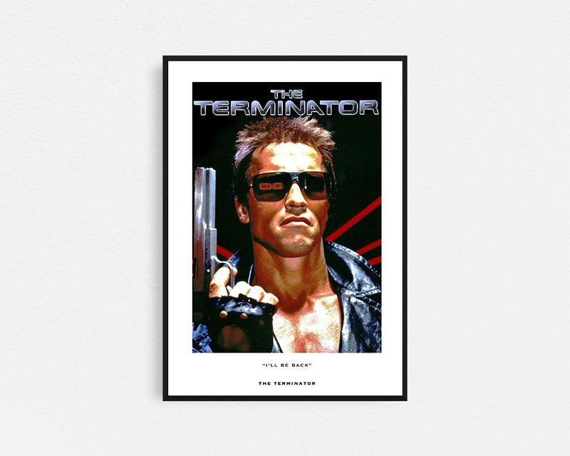 The Terminator Movie Frame