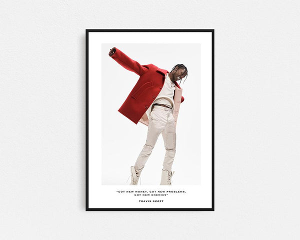 Travis Scott Second Edition Frame