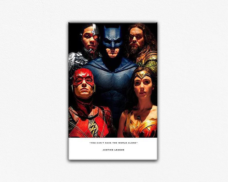 Justice League Movie Frame