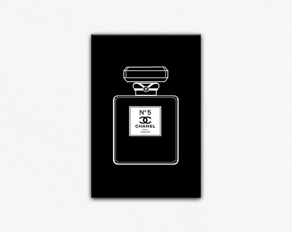 Chanel No. 5 Poster 1st Edition
