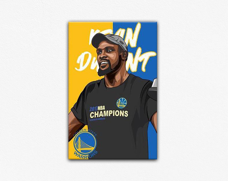 Kevin Durant Art