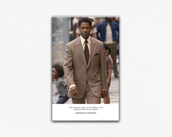 American Gangster Movie Frame