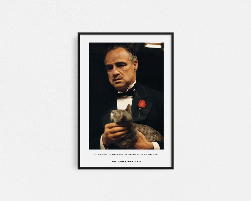 The Godfather Movie Frame