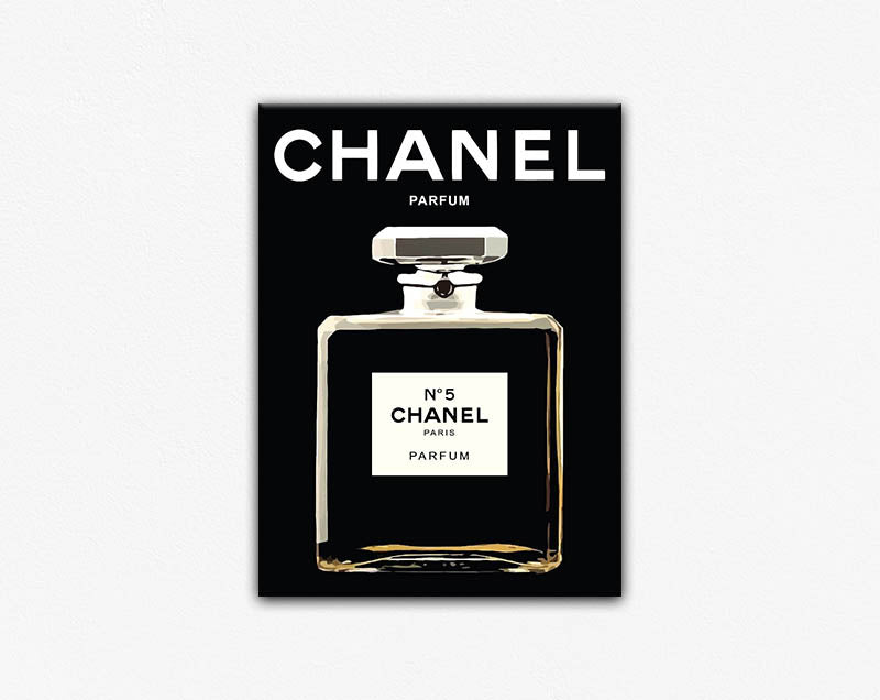 Chanel No. 5 Poster 3rd Edition