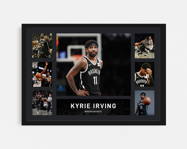 Kyrie Irving - Tribute Frame