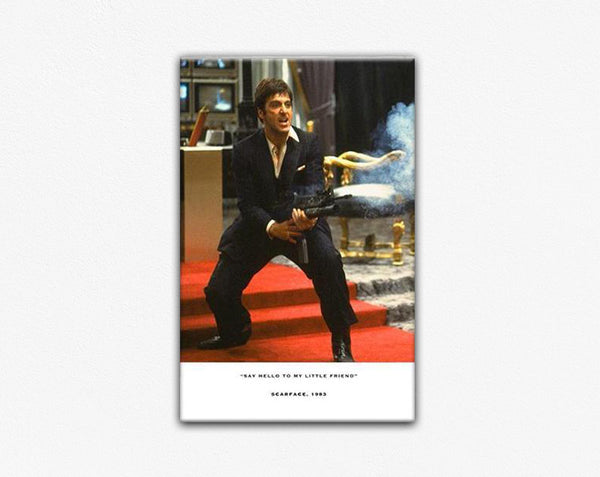 Scarface Movie Frame
