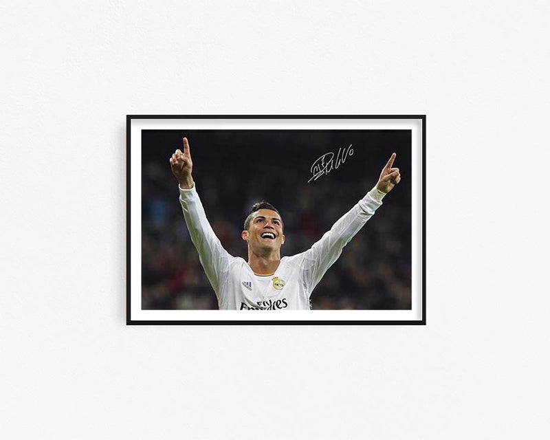 Cristiano Ronaldo - Real Madrid