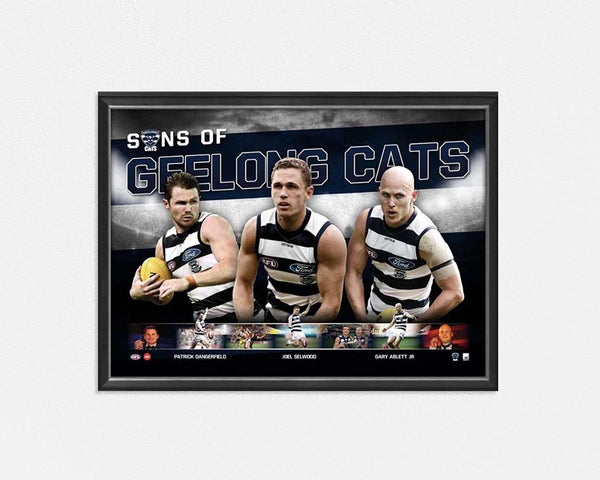 GEELONG CATS 'SONS OF GEELONG'