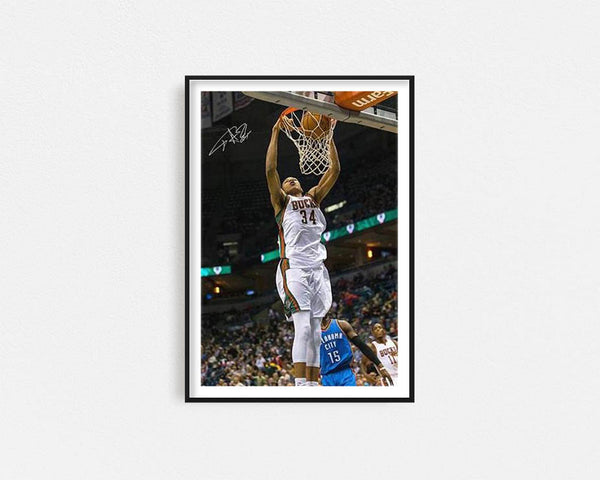 Giannis Antetokounmpo White Top