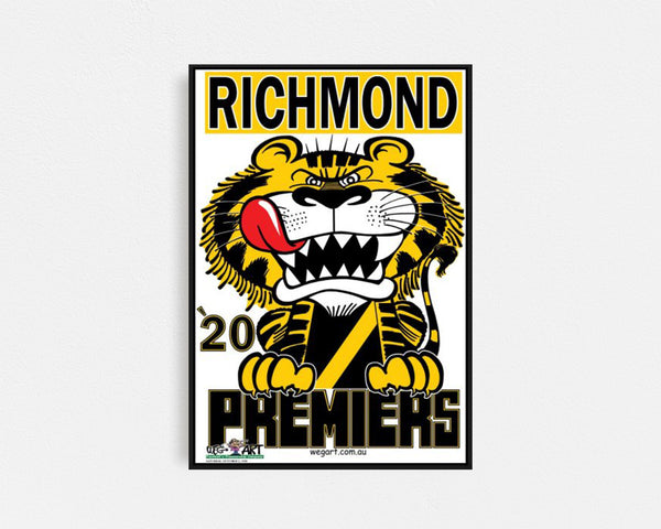 Richmond 1920 Premiership